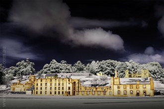 portarthur-tasmania-historic-site-infrared-